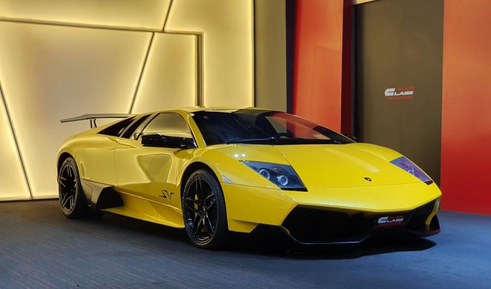 Lamborghini Murcielago SV LP670-4 – 1 of 186