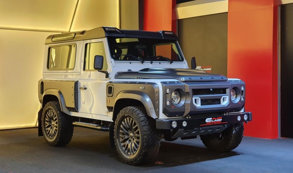 Land Rover Defender (Chelsea Truck Co. | Kahn Design)