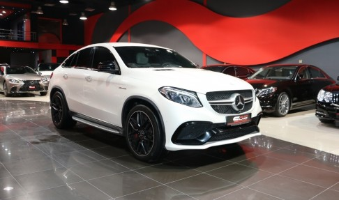 Mercedes-Benz GLE 63 S