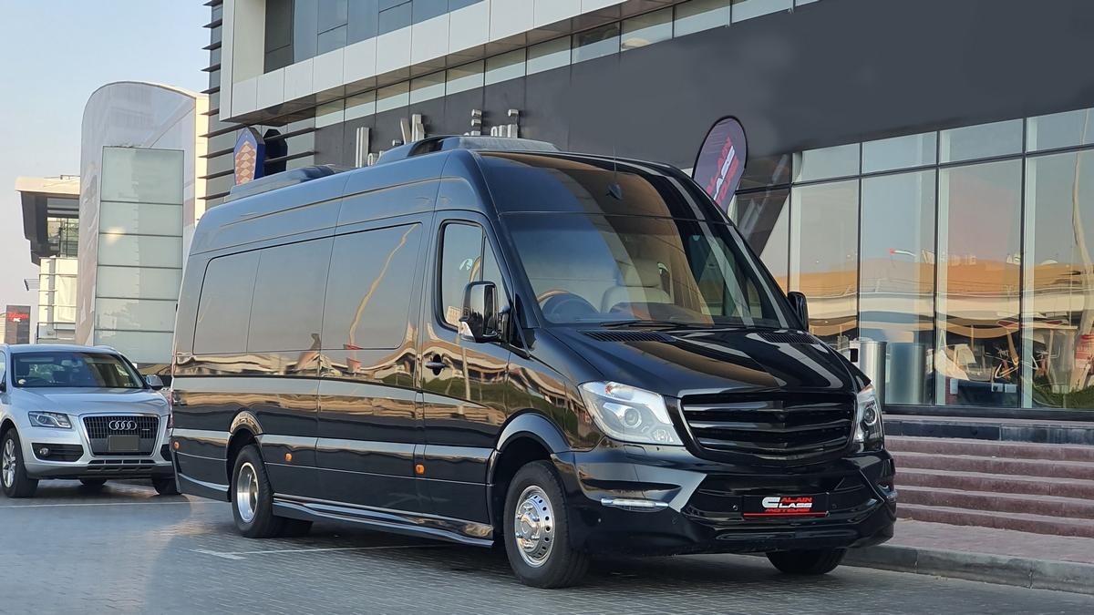 Mercedes-Benz Sprinter by Dizayn VIP