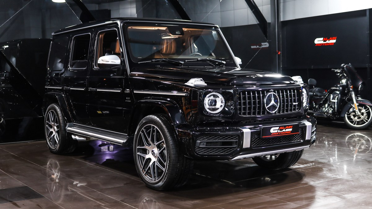 Mercedes-Benz G63 AMG (Stronger Than Time)