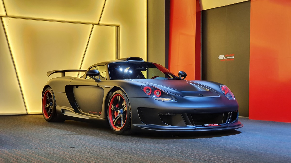 Porsche Gemballa Mirage GT – 1 of 25
