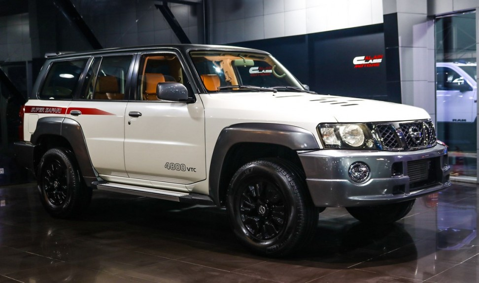 Nissan Patrol Super Safari (1300 HP)