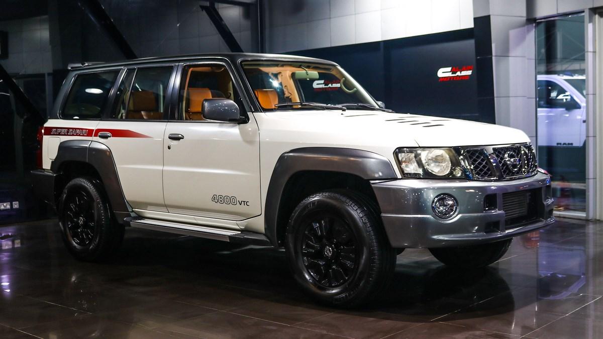 Nissan Patrol Super Safari (1300 HP)