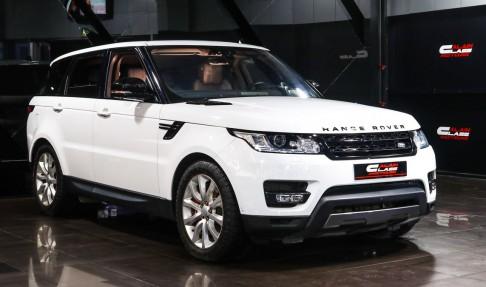 Range Rover Sport HSE SDV8
