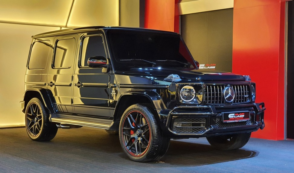 Mercedes-Benz G63 AMG Edition 1