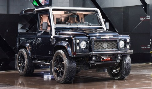 Land Rover Defender (Icon Body Kit)