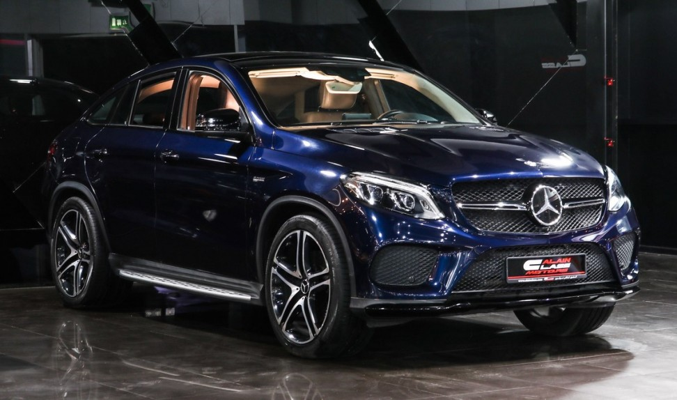 Mercedes-Benz GLE 43 4Matic