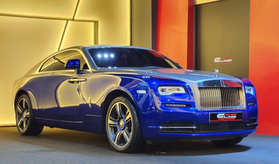 Rolls Royce Wraith – One of One