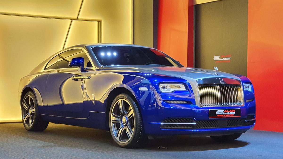 Rolls Royce Wraith – One of One