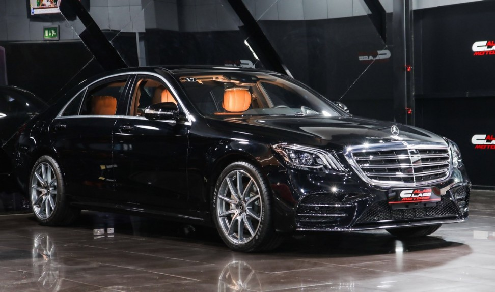 Mercedes-Benz S560 4Matic