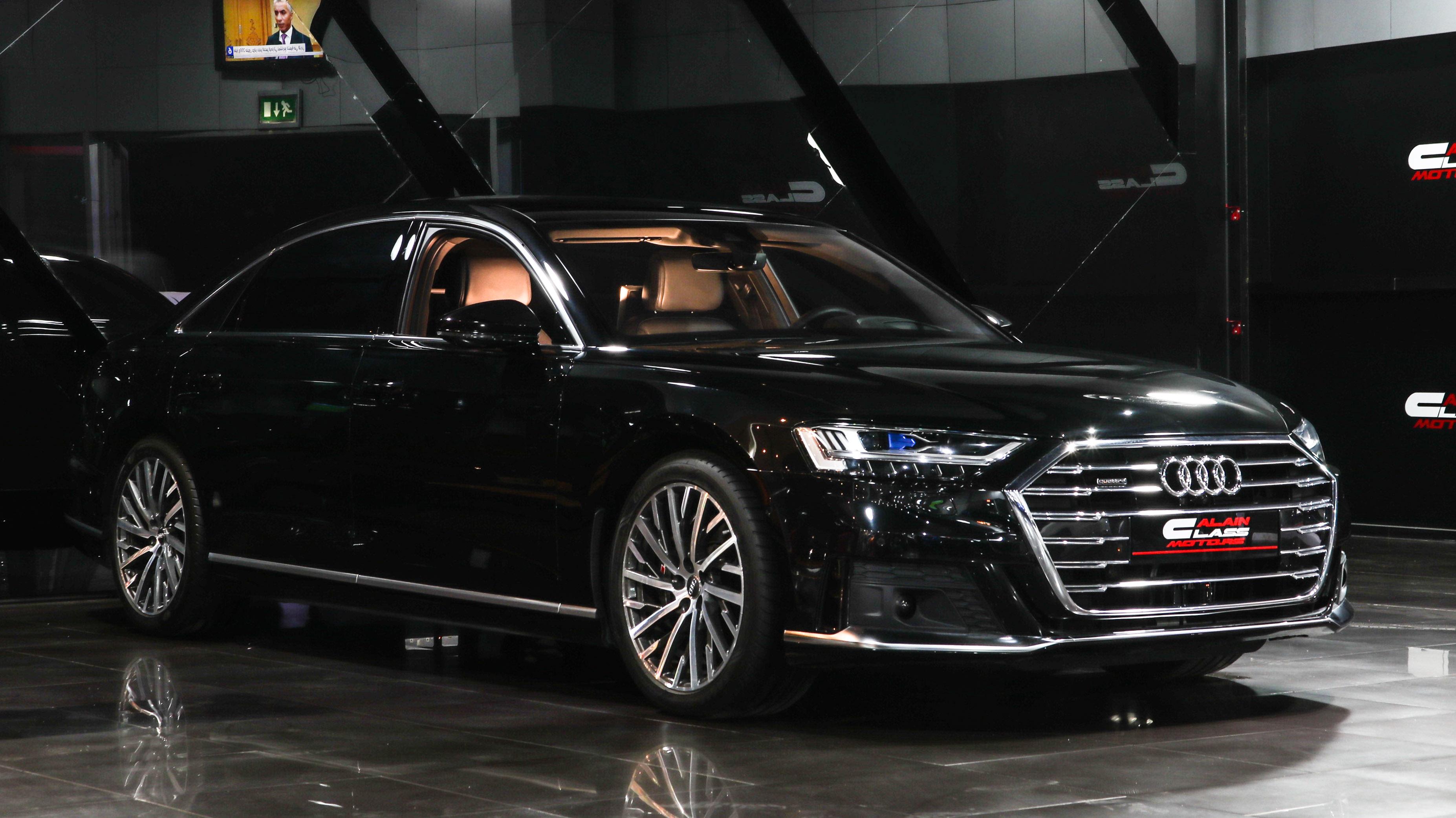 Audi A8L 55 TFSi Quattro