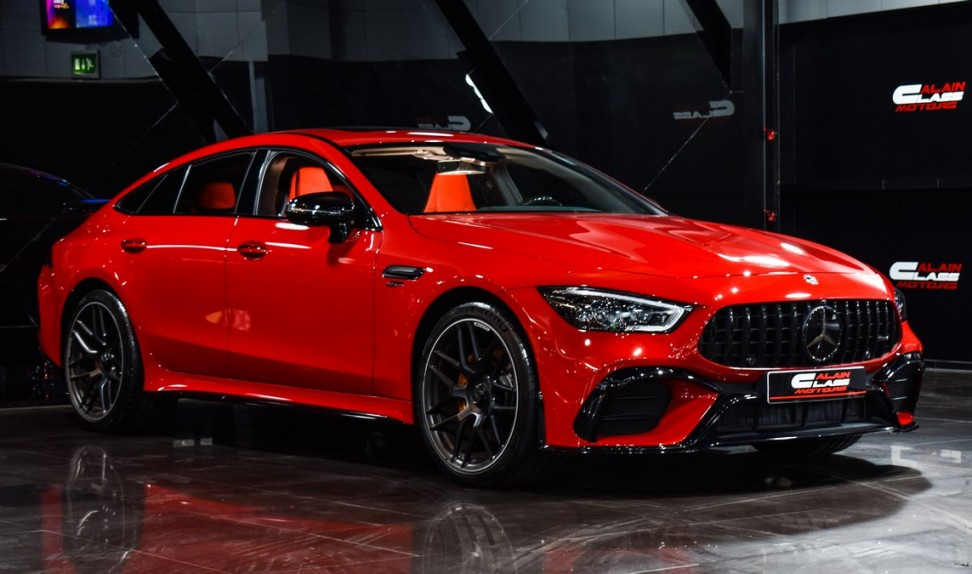 Mercedes-Benz GT 53 AMG 4MATIC+