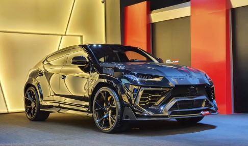 Lamborghini Urus Venatus by Mansory