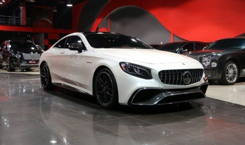 Mercedes-Benz S500 Coupe (S63 Kit)