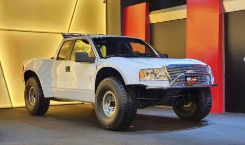 Ford F150 (Prerunner Truck)