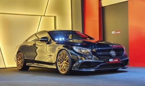 Mercedes-Benz S63 Brabus 850