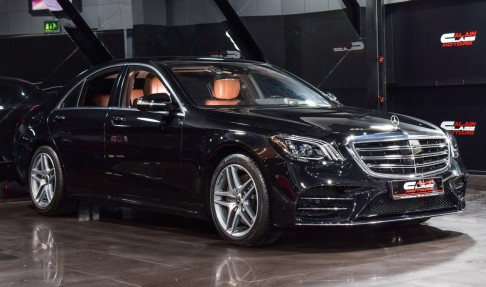 Mercedes-Benz S 350d 4MATIC