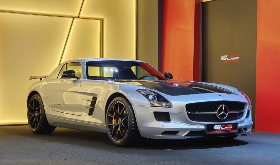 Mercedes-Benz SLS AMG GT Final Edition – 1 of 350