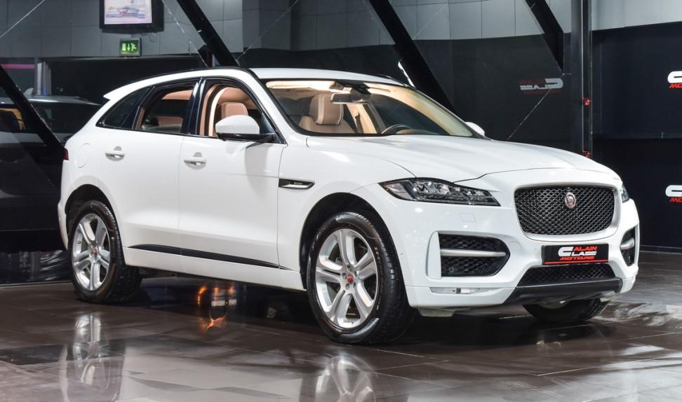 Jaguar F-Pace 3.0D R-Sport