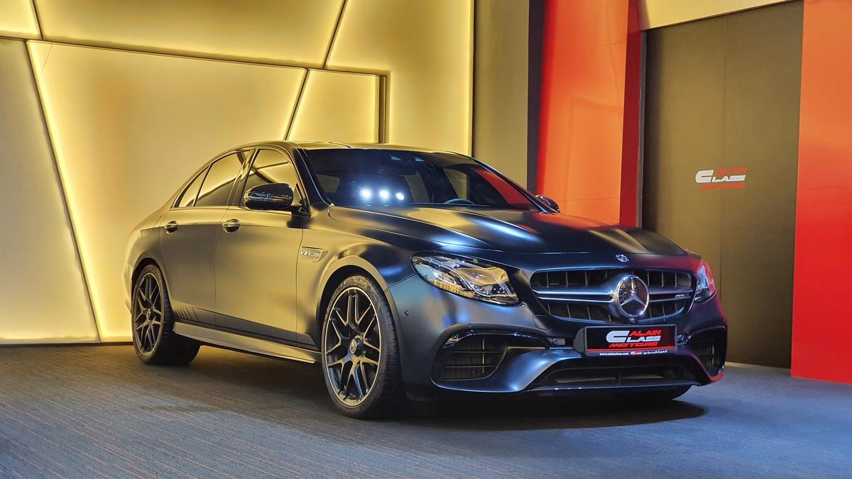 Mercedes-Benz E63s Edition 1
