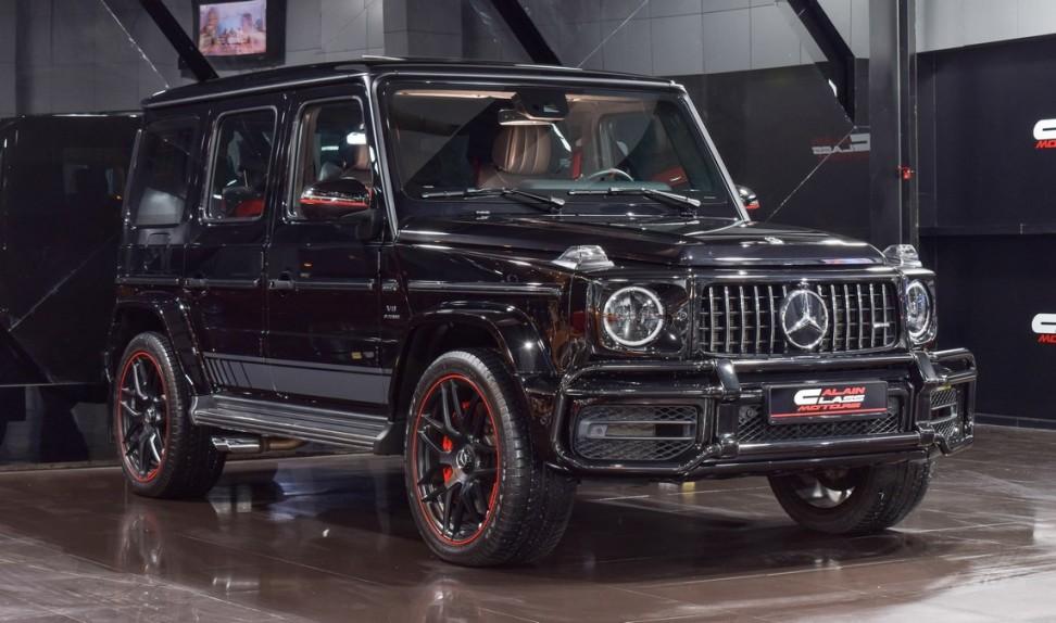 Mercedes-Benz G63 AMG Edition 1