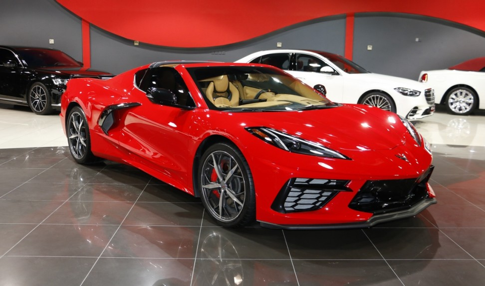 Chevrolet Corvette Z51 Stingray