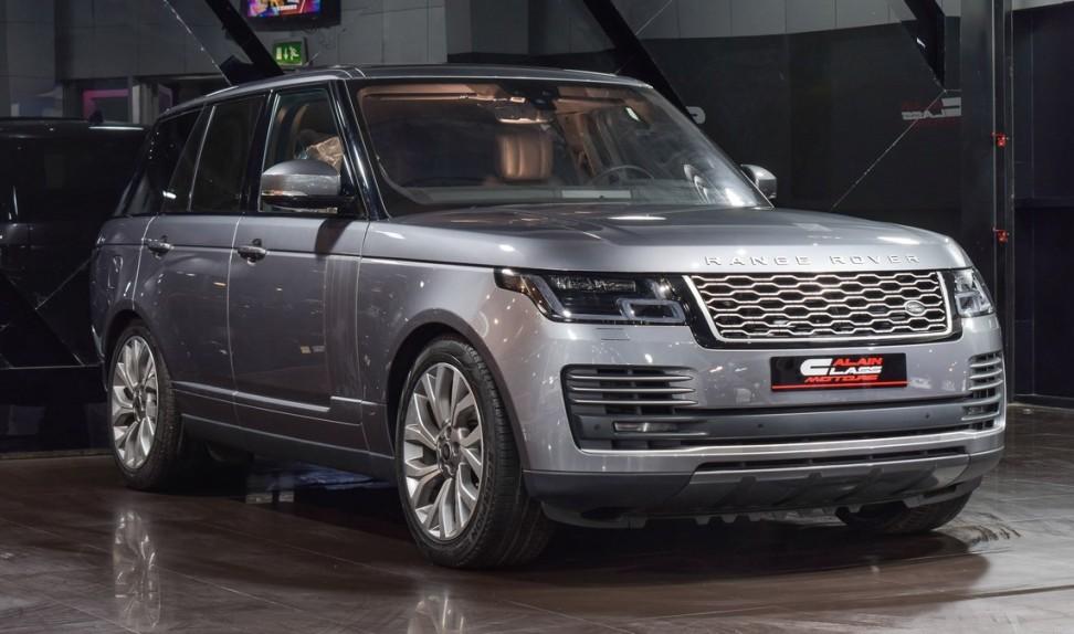 2020 Range Rover Vogue