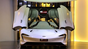 2021 McLaren Speedtail #WHITE # 3017 (12)
