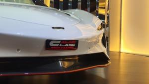 2021 McLaren Speedtail #WHITE # 3017 (46)
