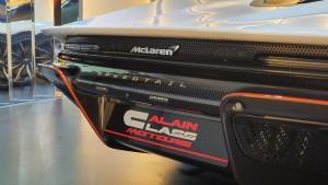 2021 McLaren Speedtail #WHITE # 3017 (52)