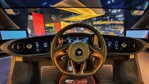 2021 McLaren Speedtail #WHITE # 3017 (56)