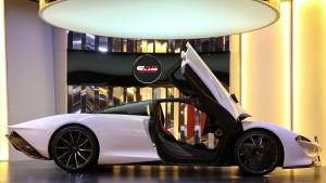 2021 McLaren Speedtail #WHITE # 3017 (9)