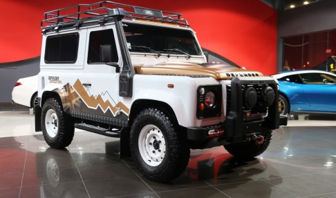 Land Rover Defender 90 Expedition – 1 of 100
