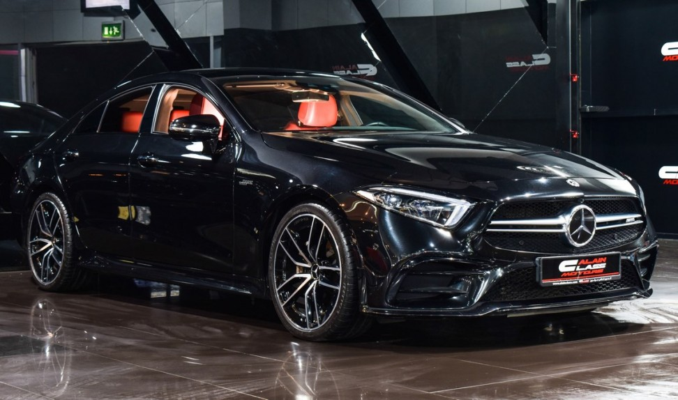 Mercedes-Benz CLS 53