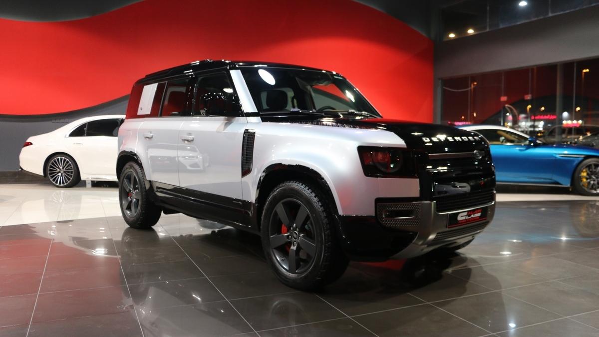 Land Rover Defender 110 X P400