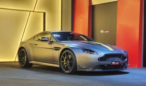 Aston Martin V12 Vantage S (Satin Seven – Special Edition By Q)