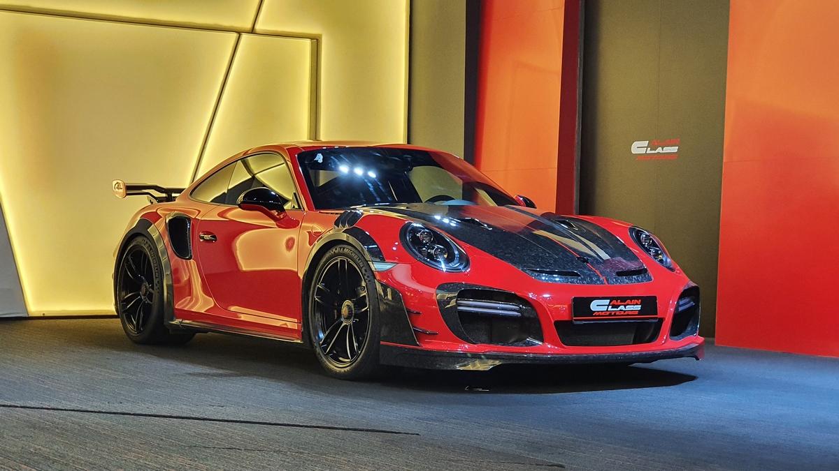 Porsche 911 GT Street RS – 1 of 10