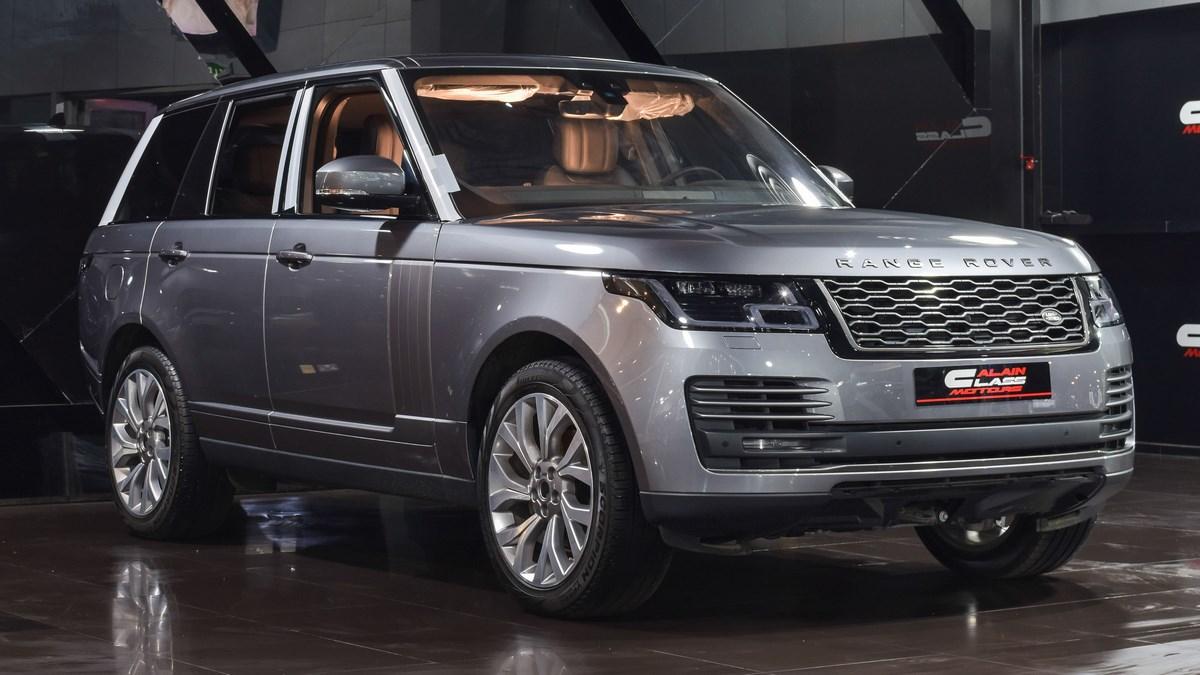 Range Rover HSE TDV6