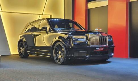 Rolls Royce Cullinan  Overdose By Novitec