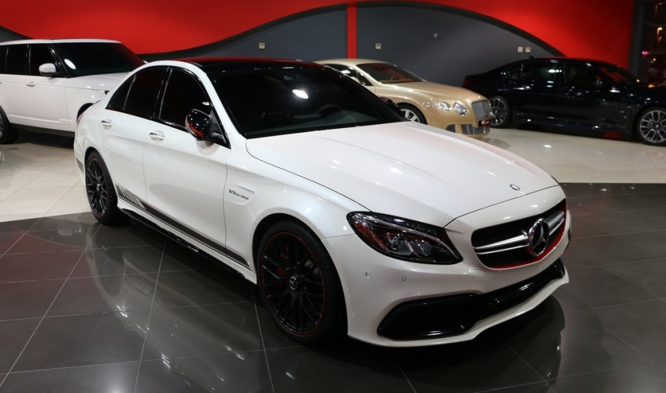 Mercedes-Benz C63 S AMG Edition 1