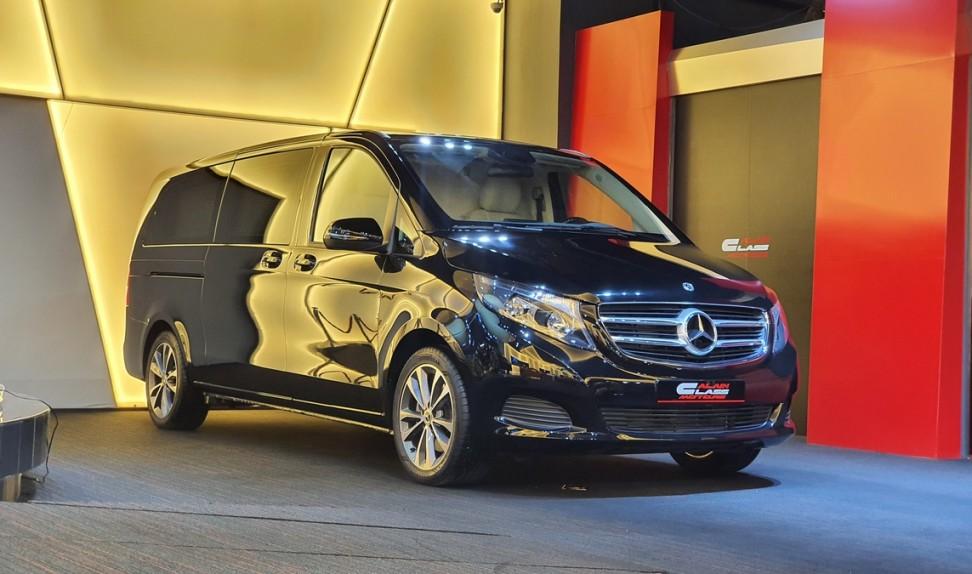 Mercedes-Benz V250 By FABCO