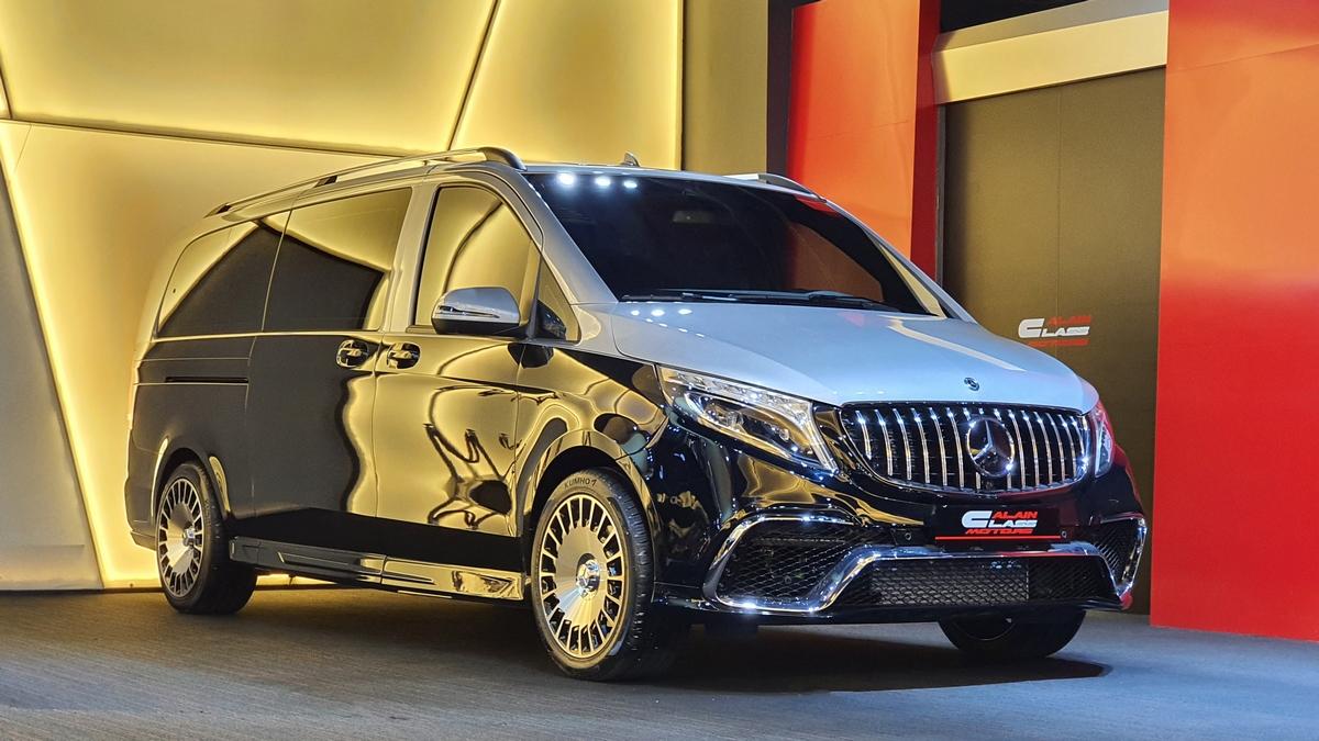 Mercedes-Benz V250