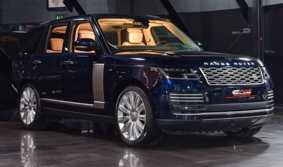 Range Rover Autobiography SDV6