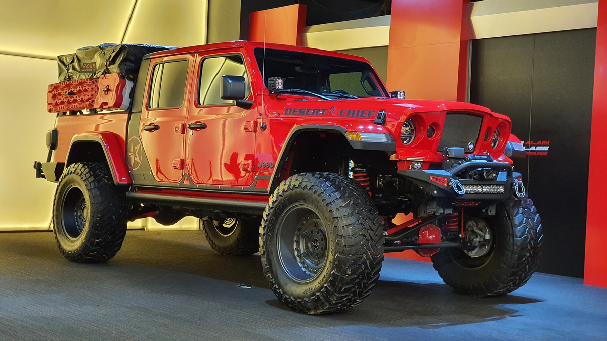 Jeep Gladiator Limited Launch Edition