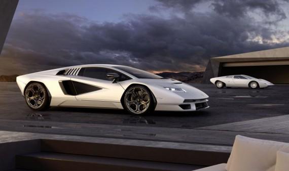"""Lamborghini Countach LPI 800-4 """"Future's Legacy"""""""
