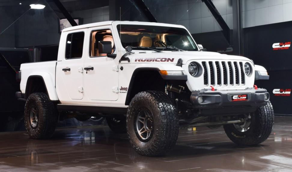 Jeep Gladiator Rubicon