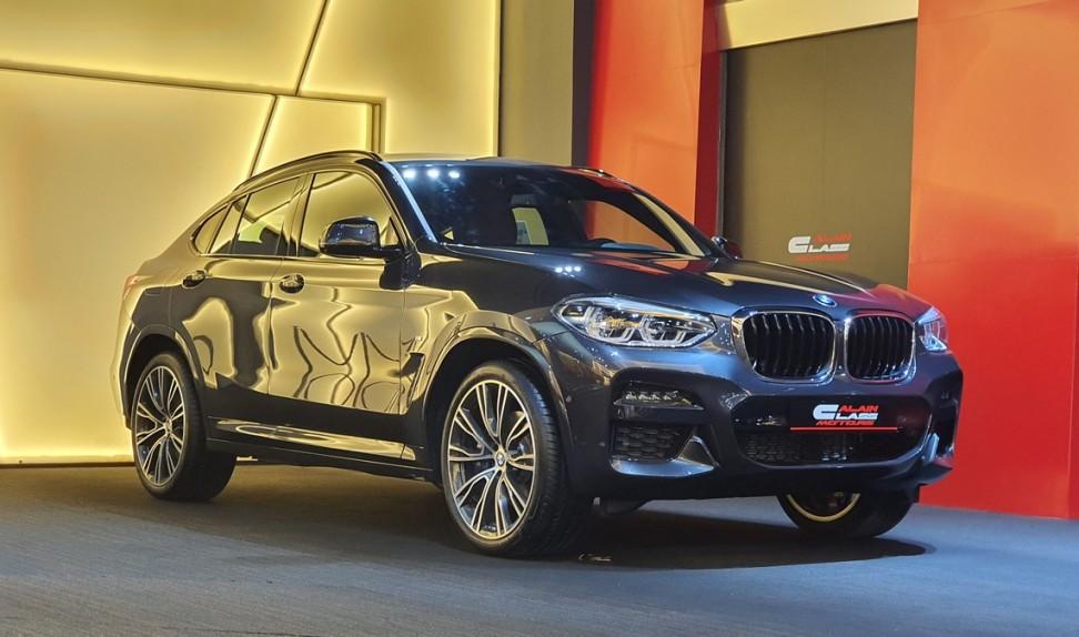 BMW X4 M Kit