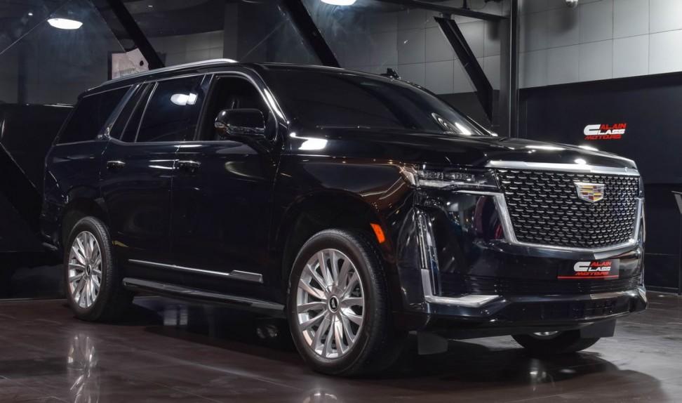 Cadillac Escalade 600
