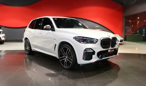 BMW X5 M 50i
